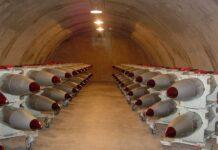 Когда в Украине построят ядерный склад