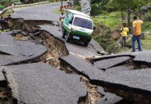 Возможно ли землетрясение в Украине ?